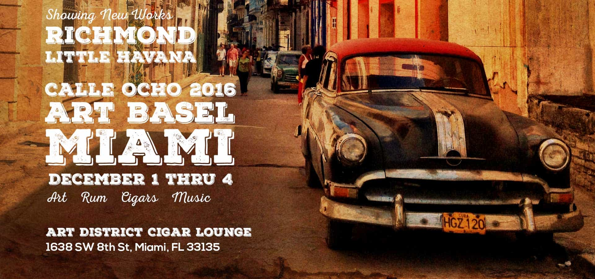 Little Havana – Art Basel Miami