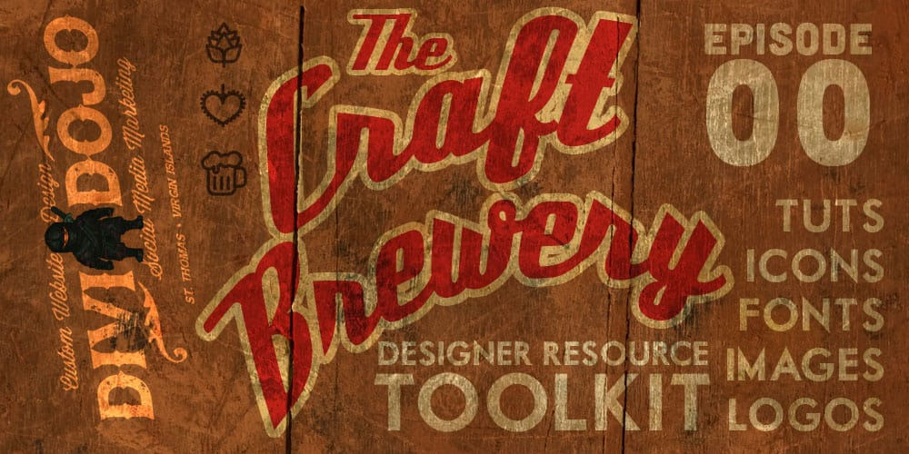 The Craft Brewery Designer Resource Toolkit