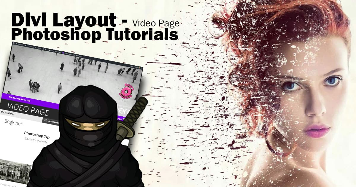 Photoshop Tutorials every web designer should know