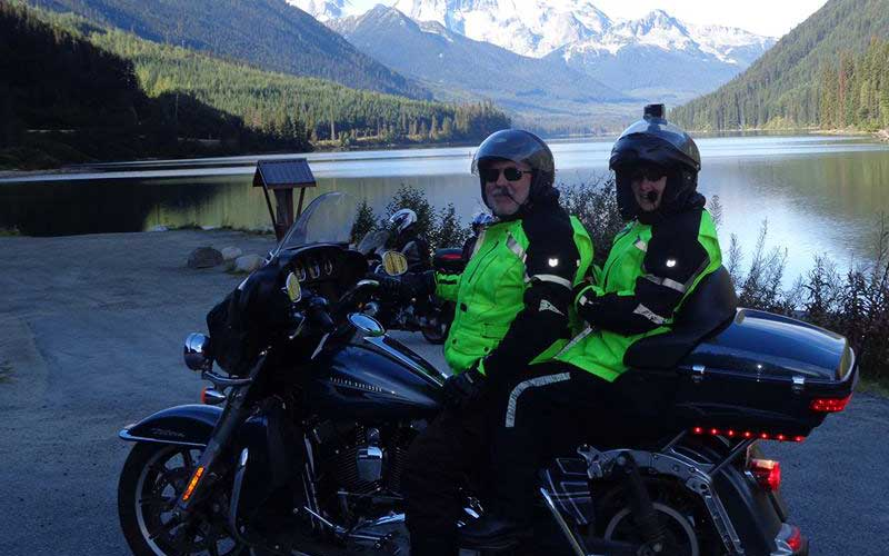 Canadian Rockies Rock! We recommend this trip!
