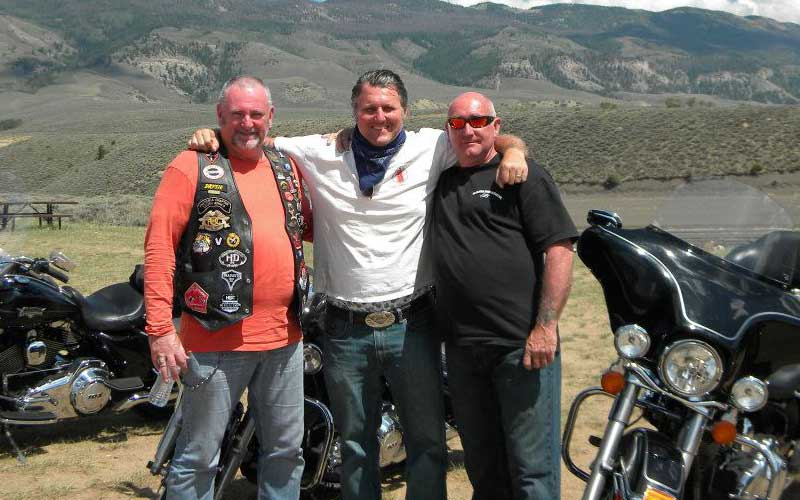 Sturgis Ride – and had the best time!